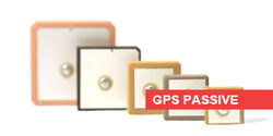 GPS Passive Embedded Microstrip Antennas
