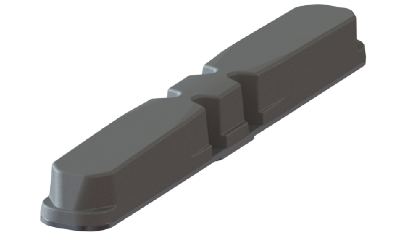 Maxwave LTE/WiFi MIMO Train Antenna