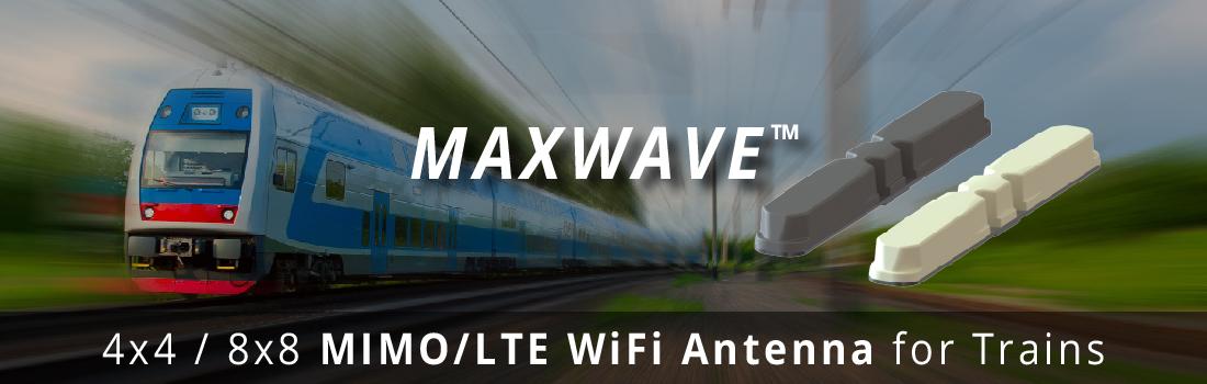 4x4 LTE/WiFi MIMO Antenna Archives - Maxtena Inc